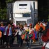 MÁS DE 700 HONDUREÑOS CRUZAN A GUATEMALA
