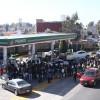 Hace crisis la falta de gasolinas en Valle de Toluca