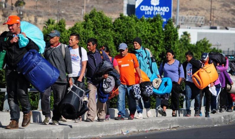Requiere México mayor firmeza para enfrentar movimientos migrtorios