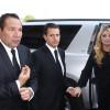 Reaparecen Enrique Peña Nieto y Angélica Rivera en funerales del ex gobernador Del Mazo González