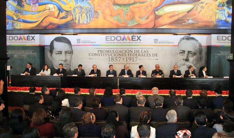 Edomex se transforma sobre el diálogo y consenso