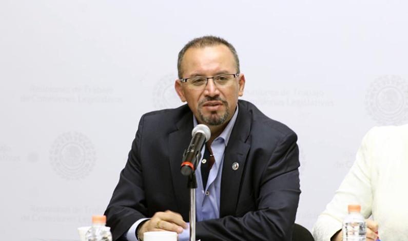 Atraviesa PRD la peor crisis de su historia: Omar Ortega