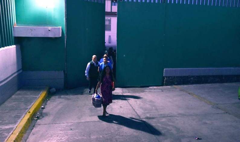 Merecen indemnización indígenas de Tlanixco liberados el domingo