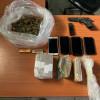 Drogas, armas y muchos detenidos arroja operativo en Nicolás Romero