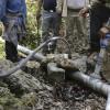 Asegura FGR 6 tomas clandestinas de hidrocarburos en Edomex