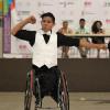 Conquista la Paradanza Deportiva el mexiquense Yermain Fernández
