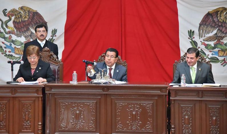 Arranca este 1 de marzo segundo periodo ordinario de sesiones en Legislatura