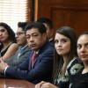 Llama Sámano a jóvenes a involucrarse en política