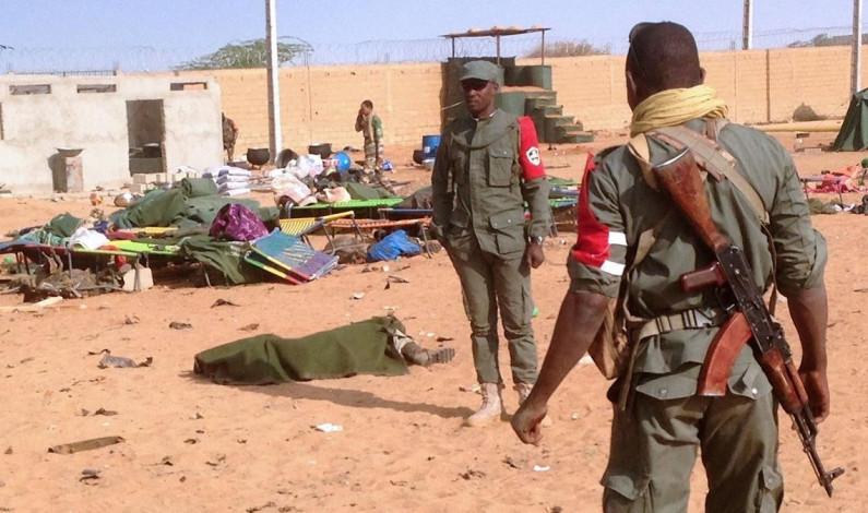 Ataque con machetes deja decenas de muertos en África