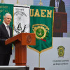 UAEM principal impulsora de la educación en la entidad: Del Mazo
