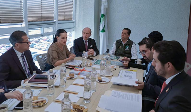 Fortalecen coordinación CODHEM-GEM contra violencia de género y feminicidio