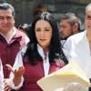 Refrenda Gamboa su compromiso de escuchar de frente a Metepec