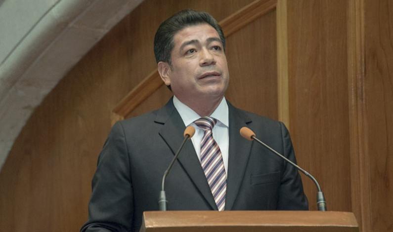 Pide Miguel Sámano que se investigue y aclare presunto desvío de recursos en Legislatura