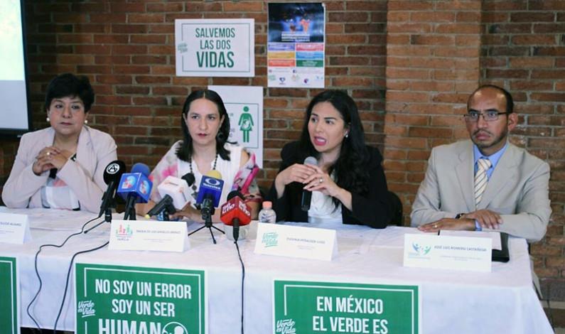 Aseguran conservadores que 54% de mexicanos está contra el aborto