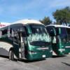 Secuestran alumnos de Normal de Tenería otros 14 autobuses de Flecha Roja