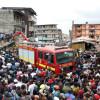 Derrumbe en una primaria de Nigeria deja 100 niños atrapados