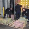"""Decomisan en Nueva York """"enorme"""" cargamento de cocaína"""
