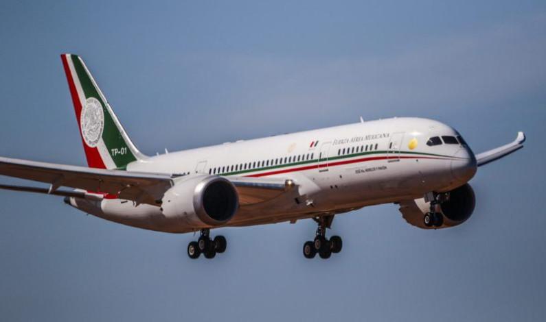 Publica ONU venta del avión presidencial