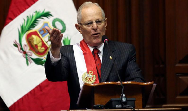 Ordenan 10 días de cárcel a ex presidente peruano por caso Odebrecht
