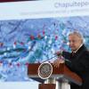 Presenta AMLO ambicioso Proyecto Cultural en el Bosque de Chapultepec