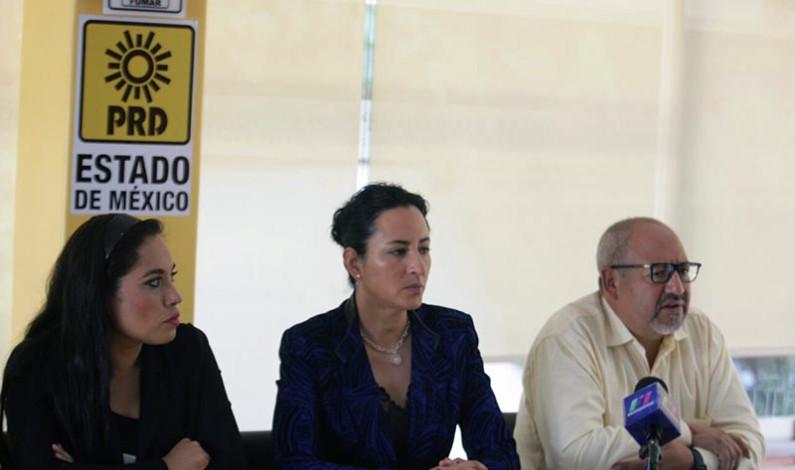 Dirigencia nacional provisional del PRD actúa de manera ilegal