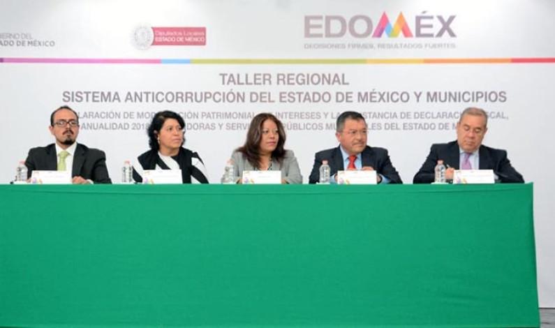 Dan de baja en Coacalco a ocho policías por presuntos actos de corrupción