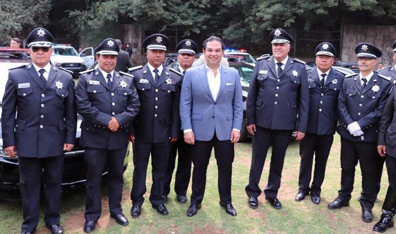 Apuesta Huixquilucan por la seguridad
