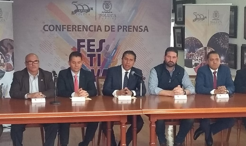 Fue todo un éxito el Festiva Toluca de San José 2019