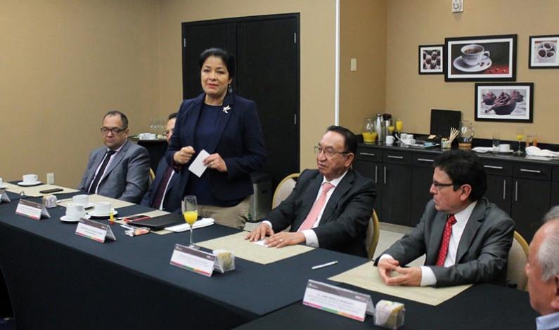 Trabajarán juntos en capacitación y adiestramiento la Secretaría del Trabajo y CROC