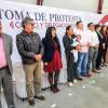 Rinden protesta nuevas autoridades auxiliares de Nicolás Romero