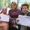 Pide Ruth Olvera a autoridades auxiliares no ser cómplices de la flojera ni de la mentira