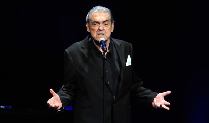 """Muere Alberto Cortez cantautor de éxitos como """"Cuando un amigo se va"""""""