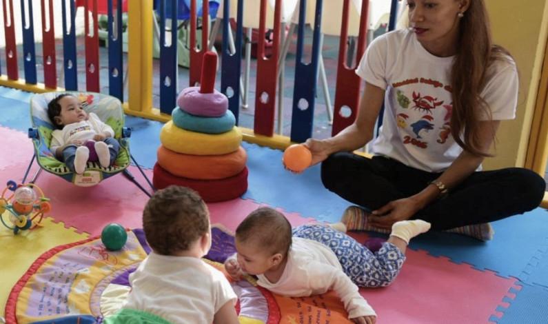 Asegura AMLO que estancias infantiles no cerrarán
