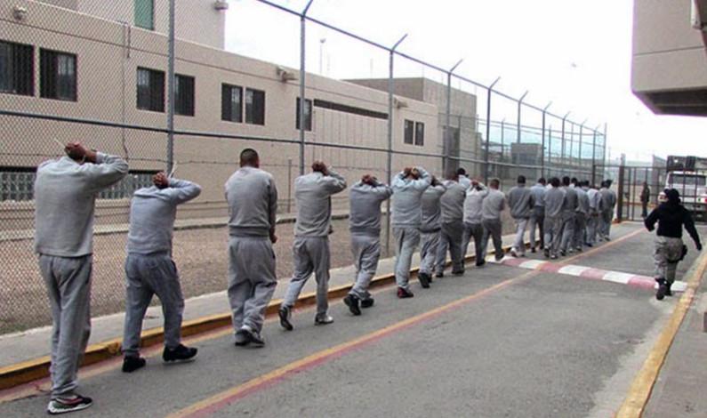 Involucrados en secuestros y extorsiones custodios de Almoloya de Juárez