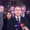 """Afirma Macron que construirá en 5 años """"Notre Dame"""""""