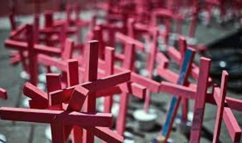 Ocupa Edomex segundo lugar nacional en feminicidios con 16 casos este año
