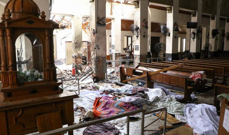 Adjudican al grupo yihadista los ataques terroristas en Sri Lanka