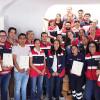Fortalece Cruz Roja al voluntariado del Estado de México