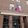 Desaloja policía embajada de Venezuela en Estados Unidos