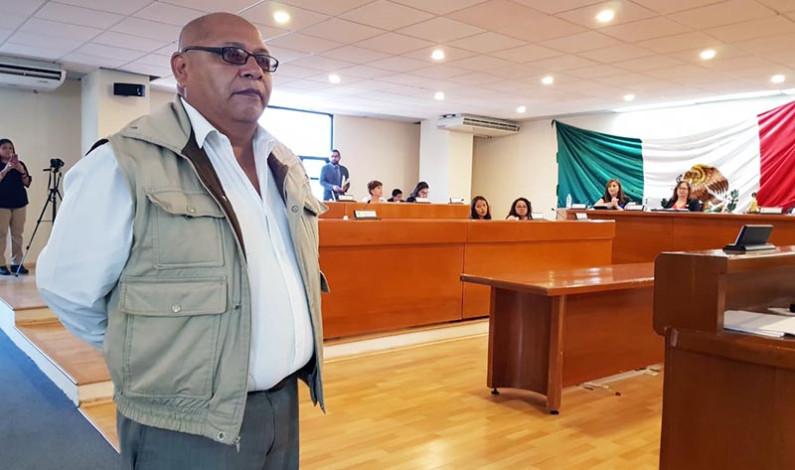 Eligen a Enrique Benigno Meza como cronista municipal de Naucalpan