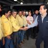 Reconoce alcalde de Huixquilucan oportuna actuación contra incendios