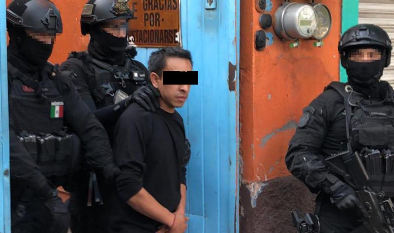 """Detienen a """"El Chucky"""", jefe del Cartel Jalisco Nueva Generación en México"""