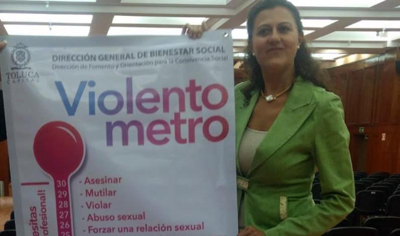 El propio hogar es el sitio más violento para mujeres de Toluca