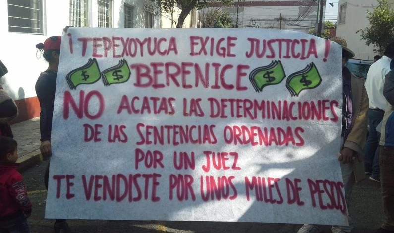 Denuncian corrupción y discriminación de autoridades agrarias