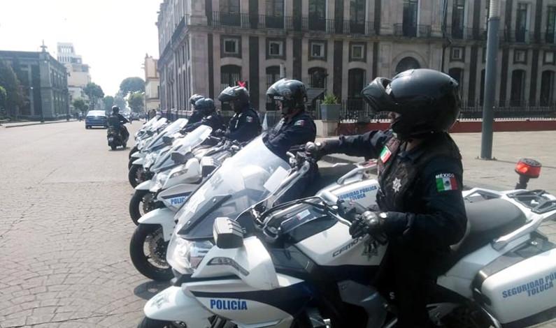 Negocios reconocerán esfuerzo de policías de Toluca