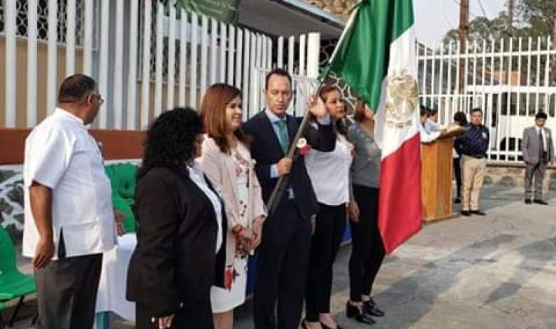 Recordó Valle de Bravo la defensa de Puebla