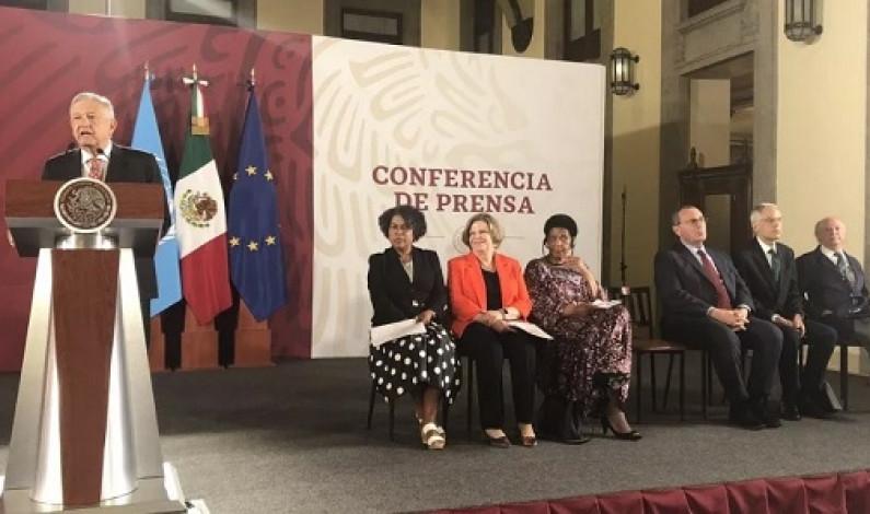 Denuncia contra ex director de Pemex es del sexenio de Enrique Peña: AMLO