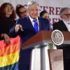 Decreta AMLO Día Nacional contra la homofobia, lesbofobia y la bifobia