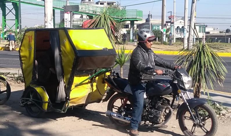 Mototaxis rechazan volver a bicicletas, por lentas