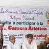 Convocan a carrera atlética indígena a campo traviesa
